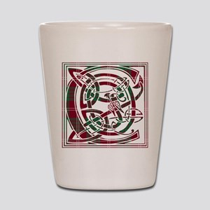 Monogram - Crawford Shot Glass