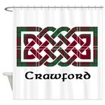 Knot - Crawford Shower Curtain