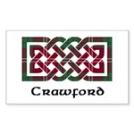 Knot - Crawford Sticker (Rectangle)