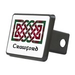 Knot - Crawford Rectangular Hitch Cover
