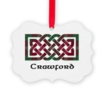 Knot - Crawford Picture Ornament