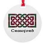 Knot - Crawford Round Ornament