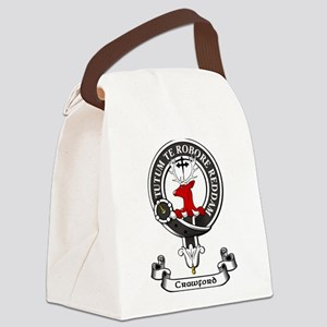 Badge - Crawford Canvas Lunch Bag