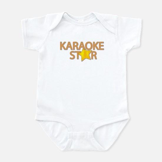 Karaoke STAR Infant Bodysuit