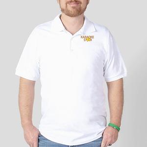 Karaoke STAR Golf Shirt