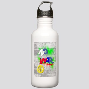 NO WAR PEACE Stainless Water Bottle 1.0L