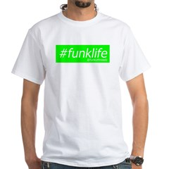 #funklife White T-Shirt