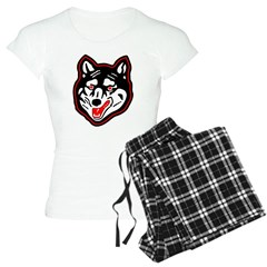 Huskies Logo Women's Light Pajamas