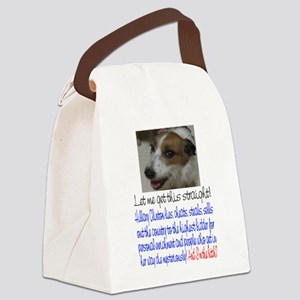 And I'm the Bitch? Canvas Lunch Bag