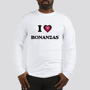 I Love Bonanzas Long Sleeve T-Shirt