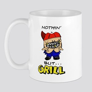 Nothin' But...Grill Mug