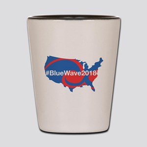 BlueWave2018 Shot Glass