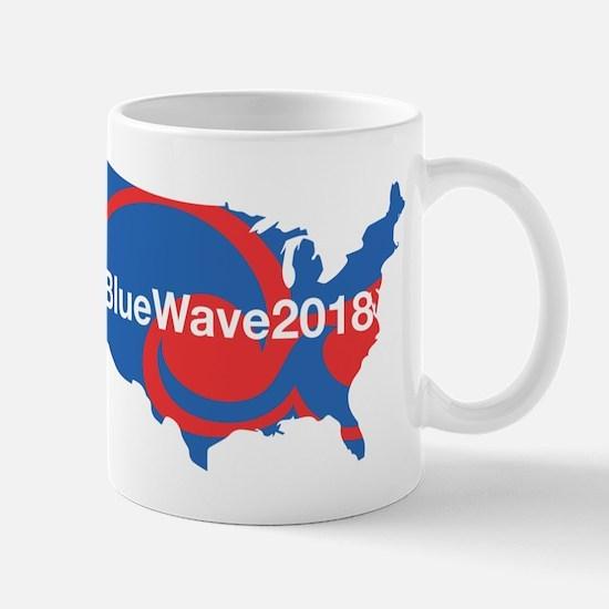 BlueWave2018 Mugs
