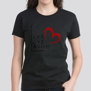Live.Love.Laugh by KP T-Shirt