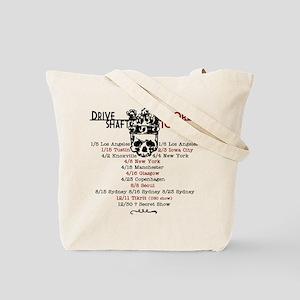 World Tour Main Tote Bag