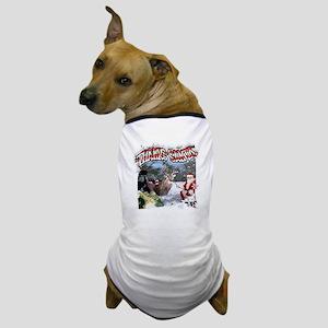 thanks santa deer hunter Dog T-Shirt