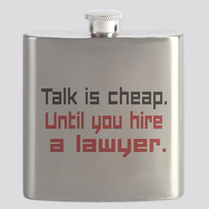 Talk is cheap. Flask