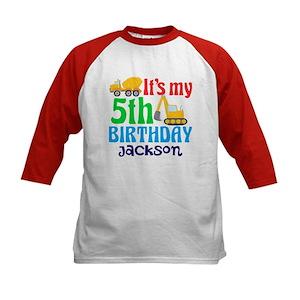 5th Birthday T Shirts