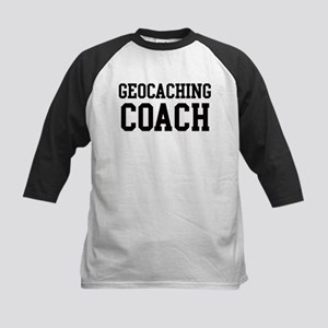 GEOCACHING Coach Kids Baseball Jersey