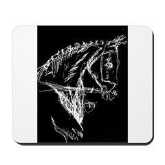 Dark Horse Mousepad