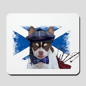 Scottish Chihuahua dog Mousepad