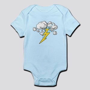 Thunder and Lightning Body Suit