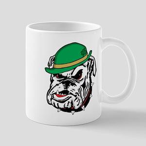 Irish Bulldog Mugs