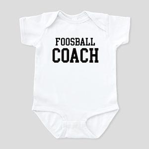 FOOSBALL Coach Infant Bodysuit