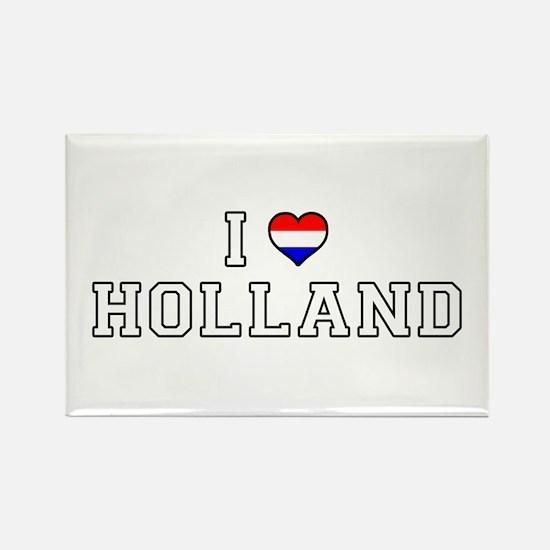 I Love Holland Magnets