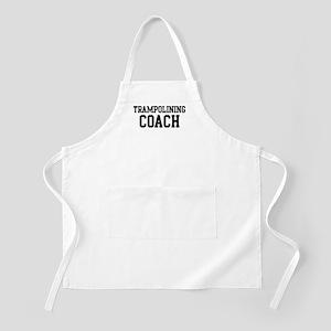 TRAMPOLINING Coach BBQ Apron