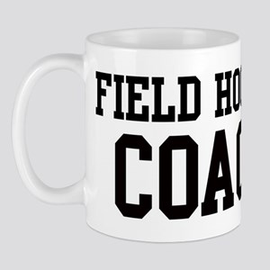 FIELD HOCKEY Coach Mug