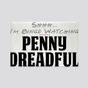 Shhh... I'm Binge Watching Penny Dreadful Rectangl