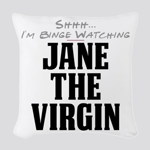 Shhh... I'm Binge Watching Jane the Virgin Woven T