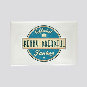 Official Penny Dreadful Fanboy Rectangle Magnet