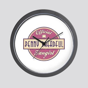 Official Penny Dreadful Fangirl Wall Clock