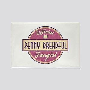 Official Penny Dreadful Fangirl Rectangle Magnet
