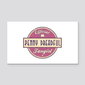 Official Penny Dreadful Fangirl Rectangle Car Magn