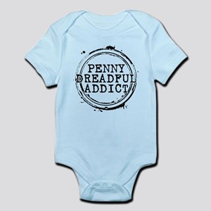 Penny Dreadful Addict Stamp Infant Bodysuit