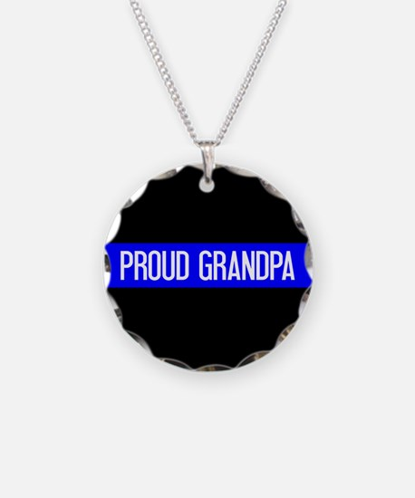 Police: Proud Grandpa (The T Necklace