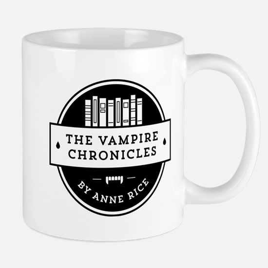 The Vampire Chronicles Badge Mugs
