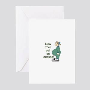 An excuse Baby shower invites (Pk of 10)