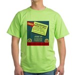 Phila.Council of Defense Green T-Shirt