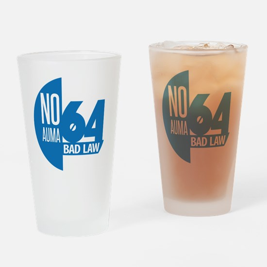 Cute Regulations and law Drinking Glass