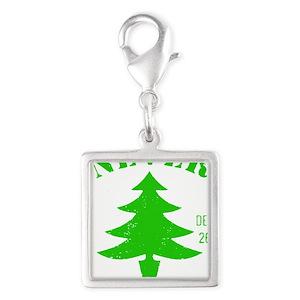 funny christmas puns charms cafepress - Christmas Charms