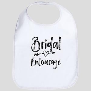 Bridal Entourage - Bride's Entourage Bib
