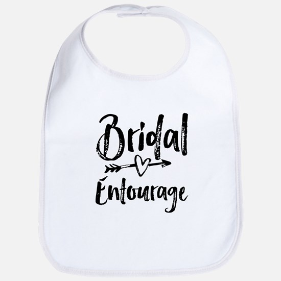 Bridal Entourage - Bride's Entourage Bib