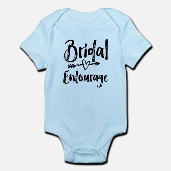 Bridal Entourage - Bride's Entourage Body Suit
