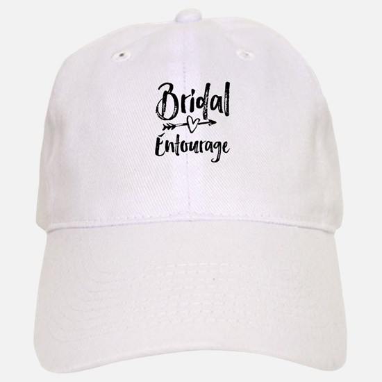 Bridal Entourage - Bride's Entourage Baseball Baseball Baseball Cap