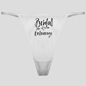Bridal Entourage - Bride's Entourage Classic Thong