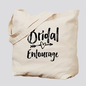Bridal Entourage - Bride's Entourage Tote Bag